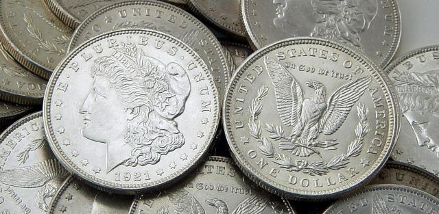 Image for Morgan Silver Dollars